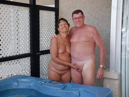 nude pool party photos